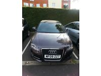 2009 Audi A3 cabriolet 2.0 TDI S line