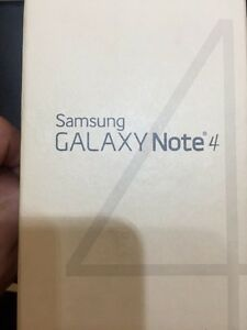Note4 unlocked 450$ great condition