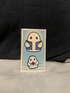 Bimtoy/Tiny Ghost Pin - Fan Expo Canada 2018 Exclusive