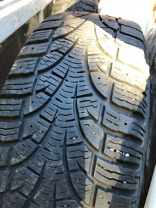 Pirelli Winter Tires, Steel Frame, 195/65 R15