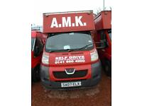 Peugeot Boxer 2.2HDi ( 120 ) 335 LWB Luton Box Van With Tail Lift