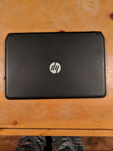 Touch screen laptop by HP for sale