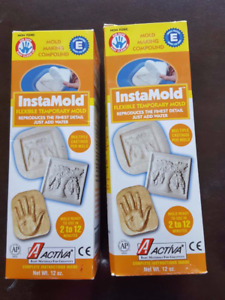 Activa instamold temporary mold making compound