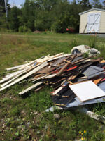 Junk removal @ affordable price.  You want it gone!