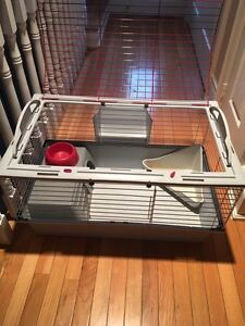 Living World - Cage for rabbit, guinea pig or chinchilla