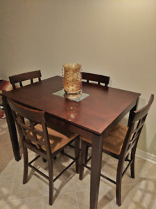 235 Tall Dining Table For Small Room