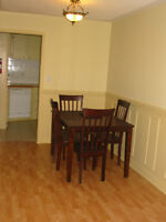 Furnished four bedroom apartment