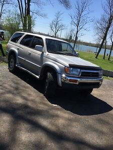 1996 Toyota 4Runner Limited VUS