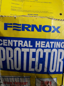 Fernox Central Heating Protection