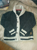 Roots Knitted Button-Up - Perfect Condition - $20
