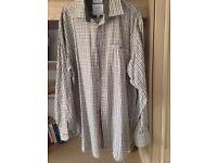 Men's Pembroke check shirt. Hardly worn.