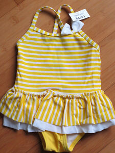 Girls Bathing Suits - 3 Mths