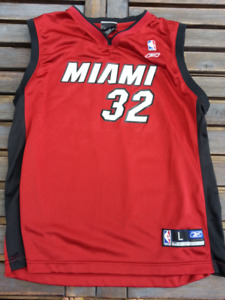 Authentic NBA Jerseys ONEAL #32 MIAMI