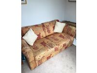 Bed settee - double REDUCED TO £90