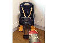 Child cycle carrier