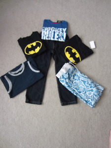 Size 5 Boy's Clothes
