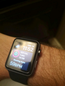 Apple Watch Series 3 with cellular 42mm