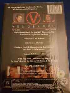 WWE Vengeance DVD 2003 London Ontario image 2