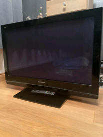 Panasonic 37in viera LTD Tv with freeview