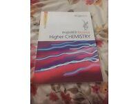 Higher chemistry revision