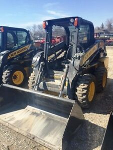 2012 New Holland L218 Skid Steer London Ontario image 2