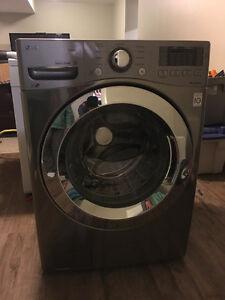 LE STEAM front loading washing machine Kitchener / Waterloo Kitchener Area image 1