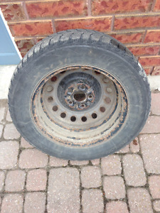 4 BRDGESTONE BLIZZAK WINTER TIRES