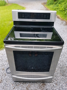 Samsung induction stove
