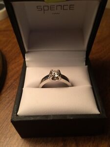 Beautiful diamond ring for sale or trade