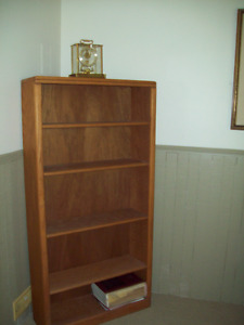 BOOK-CASES,various sizes, FILE CABINET LONG(25.00)