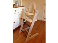 Tipp Trapp high chair by Stokke