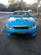 2011 Ford Fg xr6 Limited Edition Adelaide CBD Adelaide City Preview