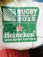 Authentic Collector's Piece - Gilbert Rugby Ball - Original !