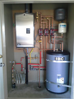 Plumbing, Heating, Gas Contractor