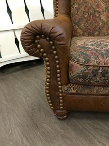 DECOREST WING BACK CHAIR Kitchener / Waterloo Kitchener Area image 2