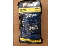 Lonsdale medium sparring gloves