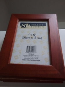 New Wooden Picture Frames
