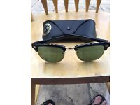 Brand new RAYBAN CLUBMASTER sunglasses | summer fashion|sale|