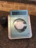Sony Dual Alarm Clock and CD Player