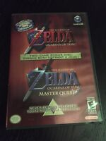 Game cube Zelda games for sale / trad/ master quest