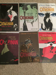 DC Comics Batman When In Rome Catwoman complete comic set