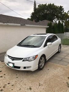 2008 Acura CSX Tech Package w Nav (wknd special/ make an offer)