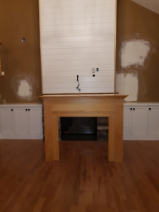 Fireplace Mantel Surround for Sale!