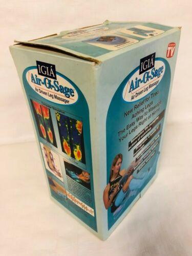 IGIA AT7559 Air-O-Sage Leg Massager