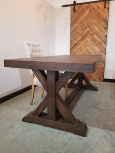 Showroom Clearance - LIMITED TIME - Rustic Dining Tables