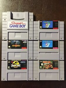 SNES Games for Sale