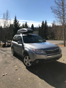 Subaru Forester 2010 X Limited LEATHER with Accessories