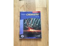 Higher chemistry for CfE textbook