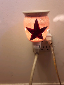 Scentsy night light warmer