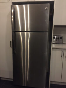 GE Stainless steel  fridge, Stove, and Dishwasher. $500